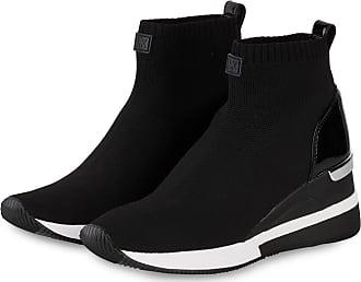 Michael Kors Hightop-Sneaker SKYLER - SCHWARZ