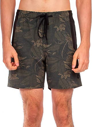 Lost Shorts Lost Lazy Jungle - Verde - GG