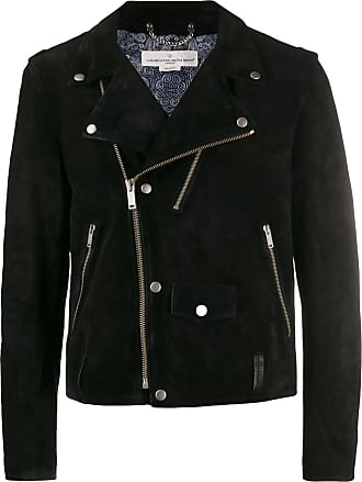 Golden Goose Zipped biker jacket