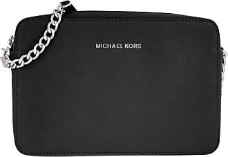 Michael Kors Large Ew Crossbody Bag Black