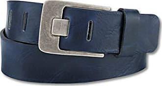 402205 BERND GÖTZ Vollrindledergürtel 4 cm breit Nietengürtel Jeansgürtel Belt