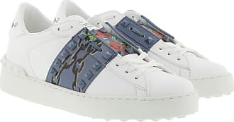 Valentino Sneakers - Untitle Undecover Leather White - white - Sneakers for ladies