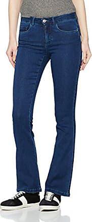 9821b45301ea Only Damen Jeanshose onlROYAL REG Sweet Flared Jeans PIM867