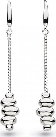 Acotis Limited Kit Heath Coast Tumble Trio Chain Drop Earrings 60193HP024
