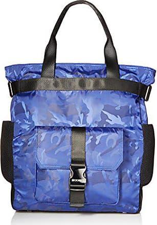 2(x)ist 2(X) ist Mens Nylon Tote Bag, Cobalt Camo, One Size
