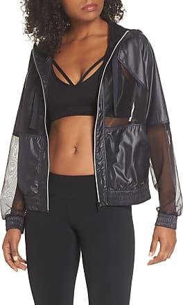 Zella Sheer Mix Jacket