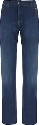 Ellus CALÇA MASCULINA HIGH COMFORT STRETCH SLIM - AZUL