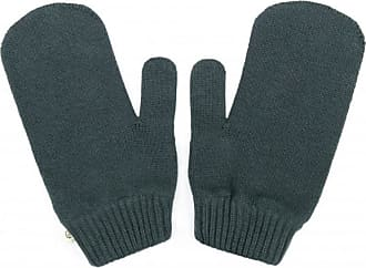 Bleed Knitted Eco Mittens Guanti Unisex | nero