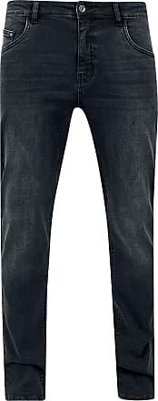Urban Classics Stretch Denim Pants - Jeans - schwarz