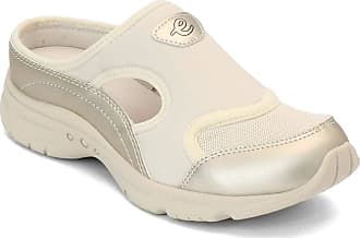 Easy Spirit Womens, Bow Clog Gold Size: 8.5 Wide