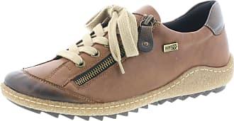 Remonte Women Lace-up Shoes Brown, (Chestnut/Antik/Chest) R4703-22