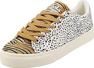Gola Womens Orchid II Safari Sneaker, Cheetah/Tiger