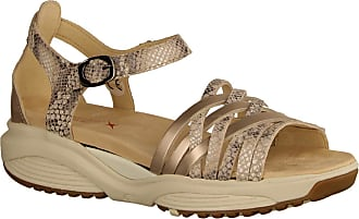 Xsensible Kea Nude (Beige) - Sporty Sandals - Womens Shoes Sandals Comfortable/Loose Insole, Beige, Leather Beige Size: 7 UK
