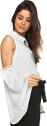 432081464 Lança Perfume Camisa Lança Perfume Off Shoulder Off-White