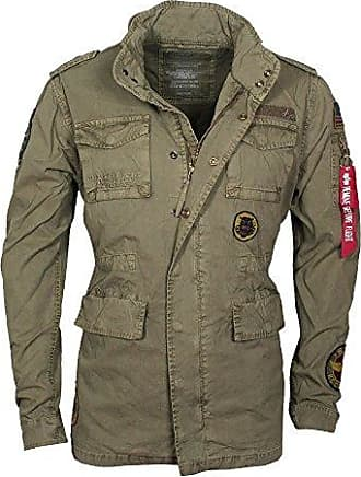 save off 66eac 044f6 Herren-Jacken von Alpha Industries: bis zu −43% | Stylight