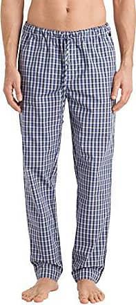 HANRO Mens Night and Day Short Knit Floral Pant