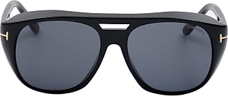 Tom Ford Eyewear Óculos de Sol Aviador Preto - Homem - 59 US