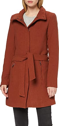 Only Womens Onlchristie Rianna Wool Coat Cc OTW, Red (Ketchup Ketchup), 12 (Size: Medium)