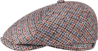 7810554f6c63d Stetson Kent Wool Earflaps Flat Cap Peruvian hat beanie Boys  Clothing