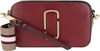 Marc Jacobs Cross Body Bags - Snapshot Crossbody Bag Cranberry/Multi - red - Cross Body Bags for ladies