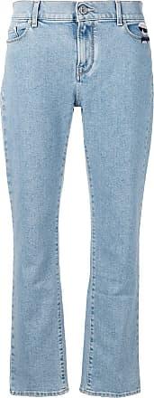 Karl Lagerfeld Short boyfriend Elegance Ikonik - Azul