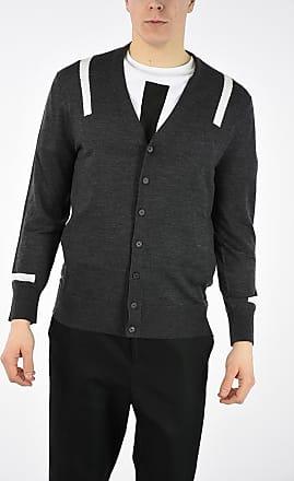 Neil Barrett Silk Cashmere and Merino Wool Cardigan size Xxl