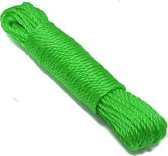 Your Dezire 2X Heavy Duty Multi Purpose Nylon Rope Tarpaulin Garden Garage Outdoors 20M X 6MM Green