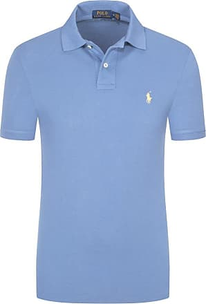 Polo Ralph Lauren Poloshirt, Slim Fit von Polo Ralph Lauren in Blau für Herren