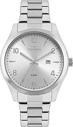 Technos Relógio Technos Masculino Ref: 2115mrb/1k Steel Prata
