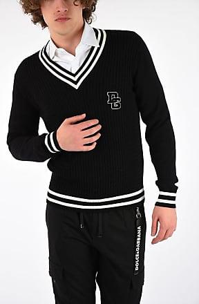 Dolce & Gabbana V Neck Sweater size 52