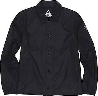 Element Mens Murray Travel Well Lightweight Jacket Flint Black, Medium