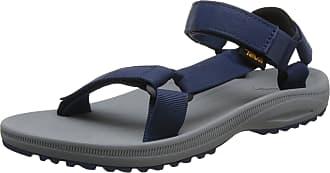 Teva Winsted Solid Walking Sandals - 12 Blue