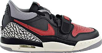 Nike Jordan Air Legacy 312 Low (GS) Big Kids Shoes Black/Varsity Red/Black cd9054-006