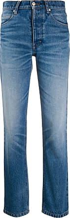 Ami Calça jeans reta com bolsos - Azul
