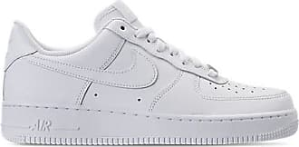 Nike Mens Air Force 1 Low Casual Shoes, White