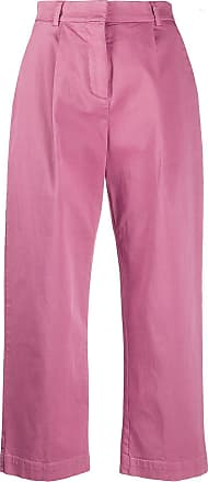 Ymc You Must Create tapered leg trousers - PINK