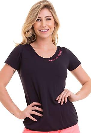 Cajubrasil T-Shirt Now Preta P