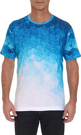 Robert Graham Mens Blulios Tee Shirt Size: 2XL by Robert Graham