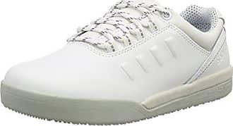 White Lace Shoes Sanita O2 San Chef Weiß EU Shoe 1 Blanc Mixte Adulte 40 qwwfvgAEx