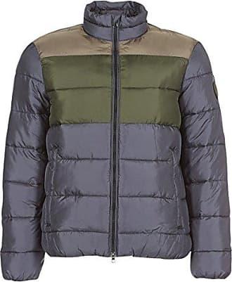 Emporio Armani EA7 Mountain M MEDIUM Tritonal Jacket Mäntel Herren  Schwarz Kaki - M - 1b7553d496