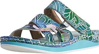 c52b808ac2c7 Laura Vita Bruel 058 Womens Sandals Turquoise - 39 EU