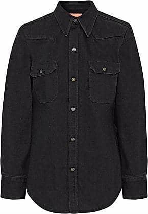 Calvin Klein Calvin Klein Jeans Woman Denim Shirt Black Size 42