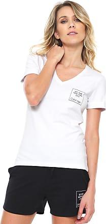 Calvin Klein Underwear Camiseta Calvin Klein Underwear Estampada Branca
