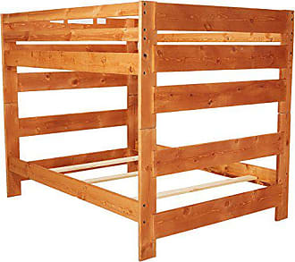 Coaster Fine Furniture Wrangle Hill Full Over Full Bunk Bed Amber Wash