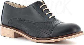 Generico Generic Made in Italy English Leather - Blue Blue Size: 6 UK