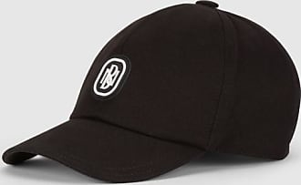 Neil Barrett Monogram Badge Cotton Six Panels Cap
