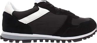 Liu Jo Mens Shoes Sneakers Milano Alex Running Black New
