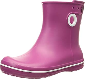 Crocs Womens Jaunt Shorty Boot, Pink (Berry), 4 UK 36/37 EU