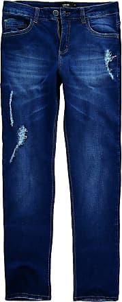 Enfim Calça Skinny, Enfim, Masculina, Azul Claro, 46