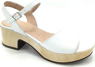 Wonders D8802 Sandal Patent White White Size: 7 UK